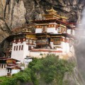 2. adventure travel Bhutan
