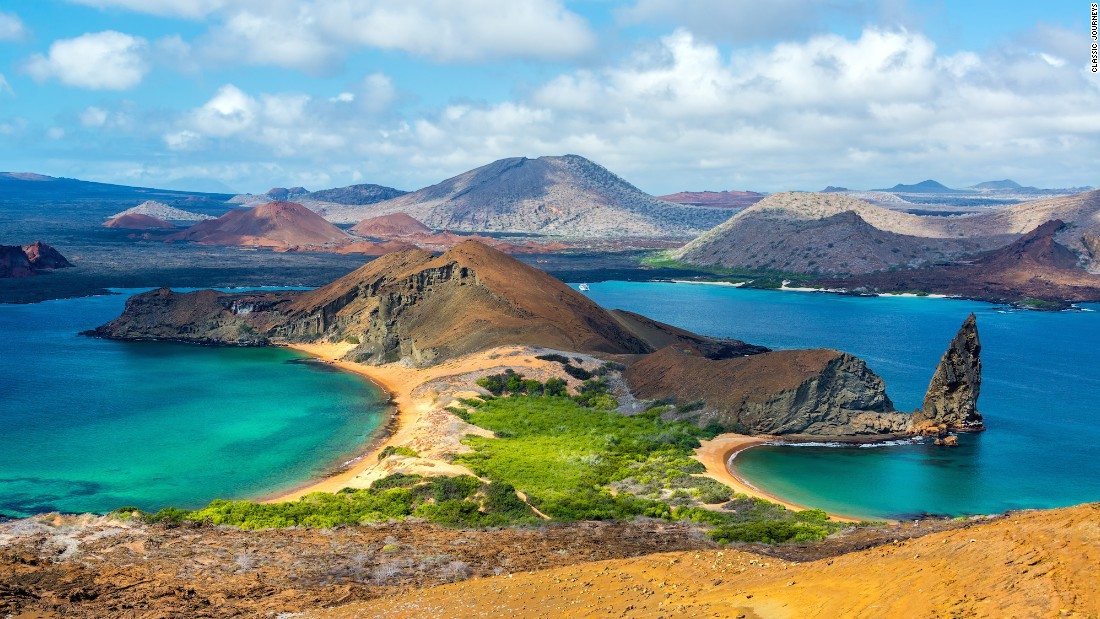 The vast majority of visitors only see the Galapagos Islands in short forays from their cruise ships or day boats. That's why the land-based vantage point on this Classic Journeys trip is special. Visitors see more of the nature that inspired Charles Darwin.