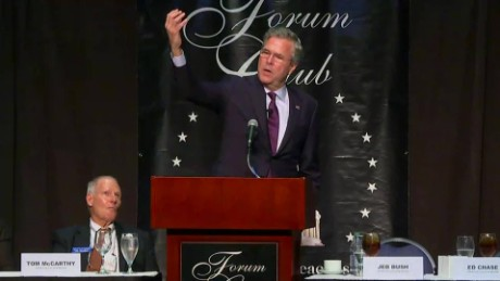 Jeb Bush on how to take the best selfies_00005508.jpg