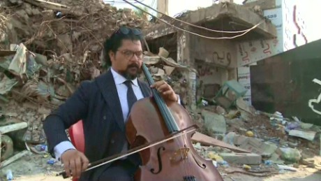 cnnee vo iraq karim wasfi defeats terror with music_00020811.jpg