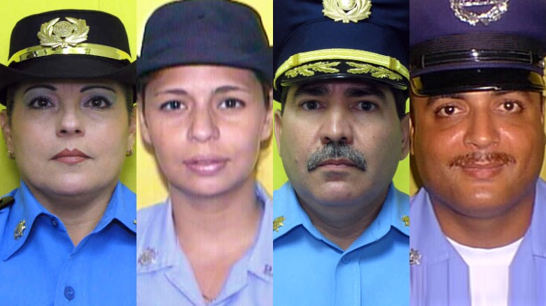 Authorities: Puerto Rico cop kills 3 officers