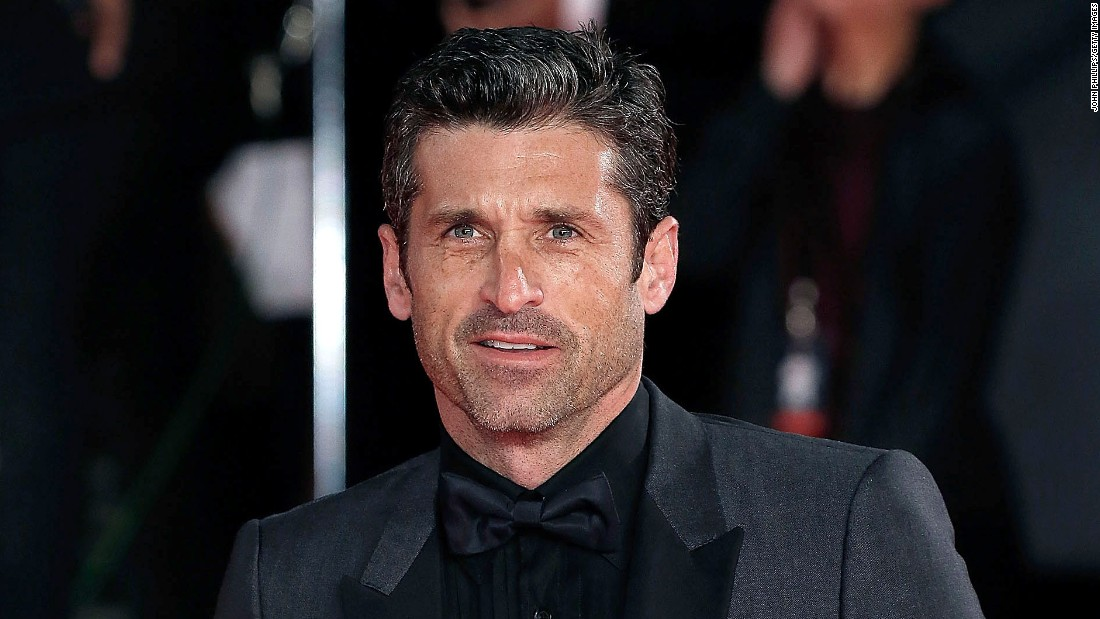 "No matter his age, Patrick Dempsey will always be ""McDreamy"" to us. He turned 50 on January 13."