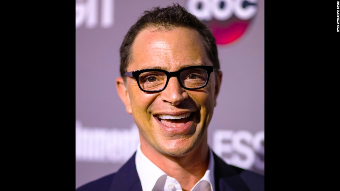 "There is no ""Scandal"" to it. Co-star Joshua Malina hit the big 5-0 on January 17."