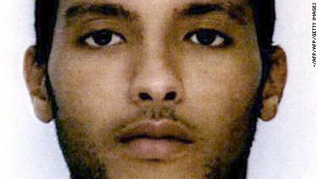 Undated picture obtained by AFP on December 29, 2015 shows Frenchman Charaffe al Mouadan.