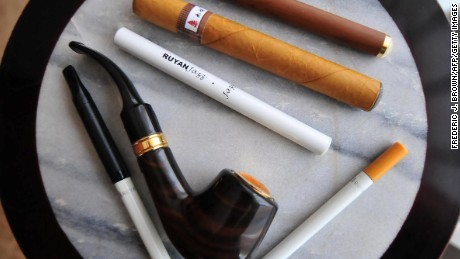 Adolescents' e-cigarette use drops for first time