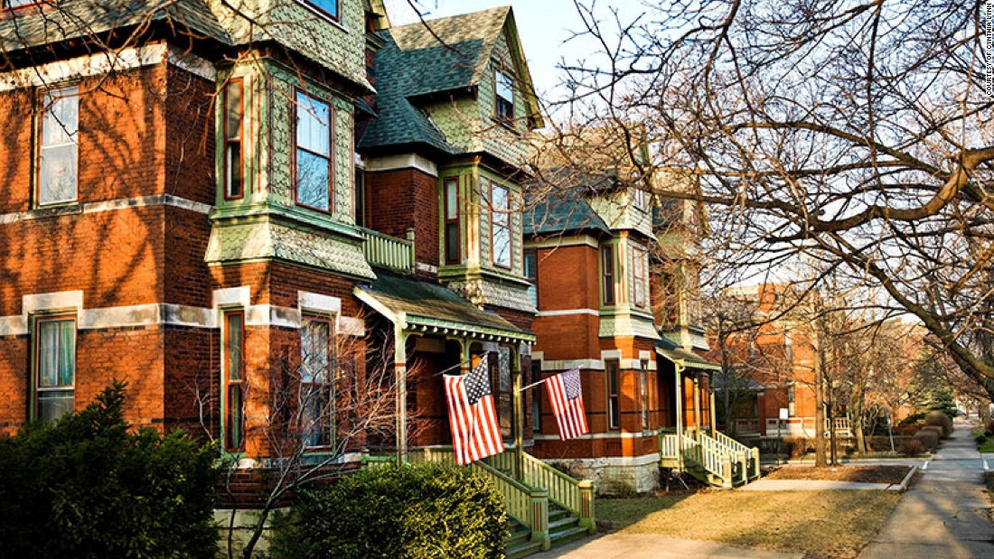 The Pullman Palace Car Co., founded by George Pullman, was one of the largest employers of African-Americans in post-Civil War America. Part of the Pullman Historic District in Chicago became a national monument in February.