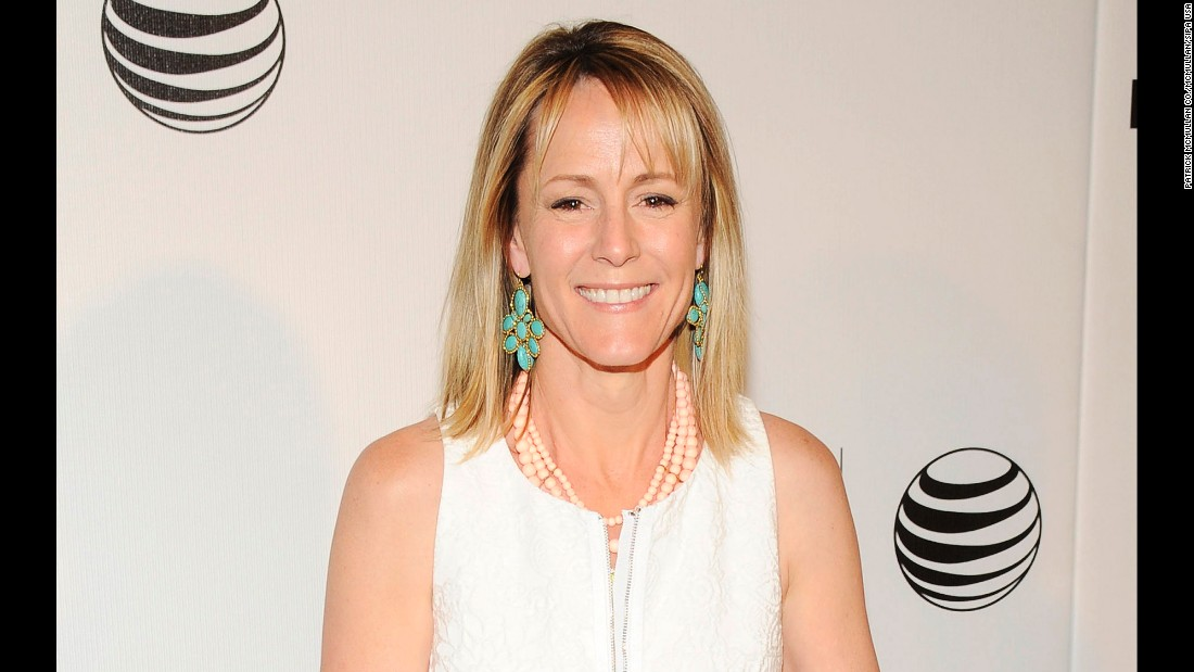 Actress Mary Stuart Masterson also celebrated her birthday on June 28.