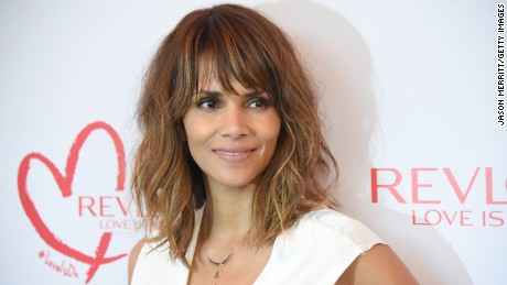 Halle Berry has finally joined the world of social media.