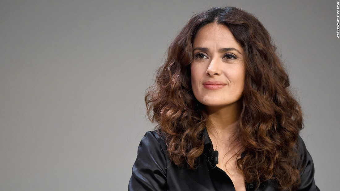 Can you believe Salma Hayek turned 50 on September 2?