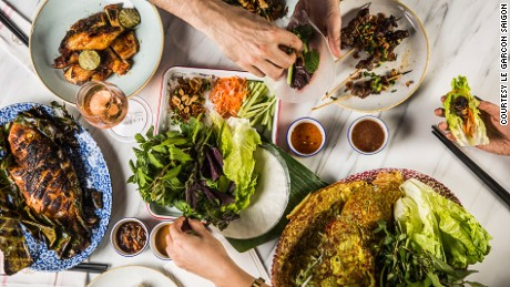 Hong Kong has witnessed a boom of refined Vietnamese cuisine in recent years.