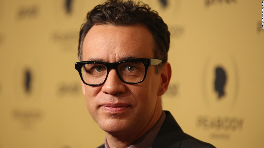 """Portlandia"" star Fred Armisen can look forward to the holidays and his birthday on December 4."