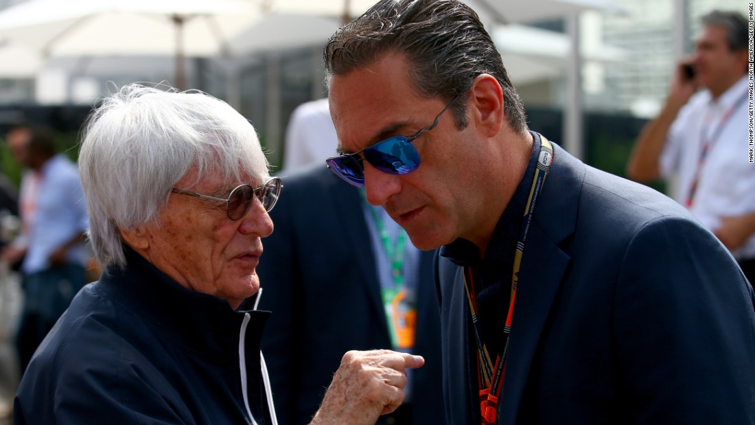 Formula One is a sport for those with deep pockets -- like billionaires Bernie Ecclestone and Mexico's Carlos Slim Domit (pictured). A team's budget for a season begins at $44 million while Formula E's annual team budget is capped at $3.5m.