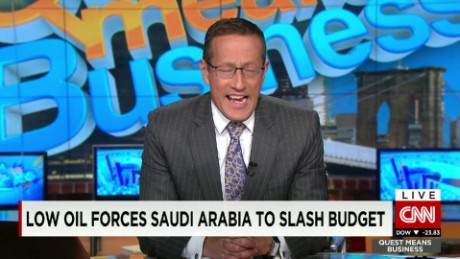 exp Quest Means Business Richard Quest  Adel M. Fakeih _00002001