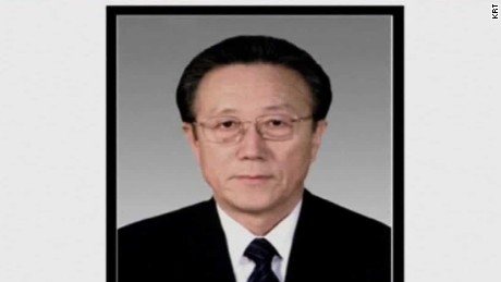 north korea official kim yang gon car crash death field cnni nr lklv_00001326