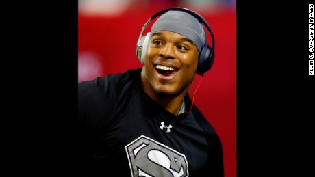 NFL star Cam Newton announces birth of son