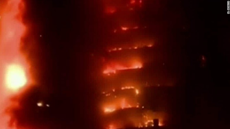dubai uae hotel fire anderson sot lead_00003508