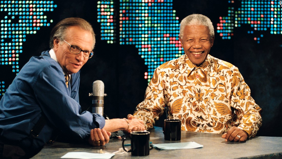 "In his long career on radio and TV, Larry King has attracted millions of viewers to his talk shows simply by being curious. His CNN show, ""Larry King Live,"" helped establish the news network. Today, King is active in podcasting and social media."