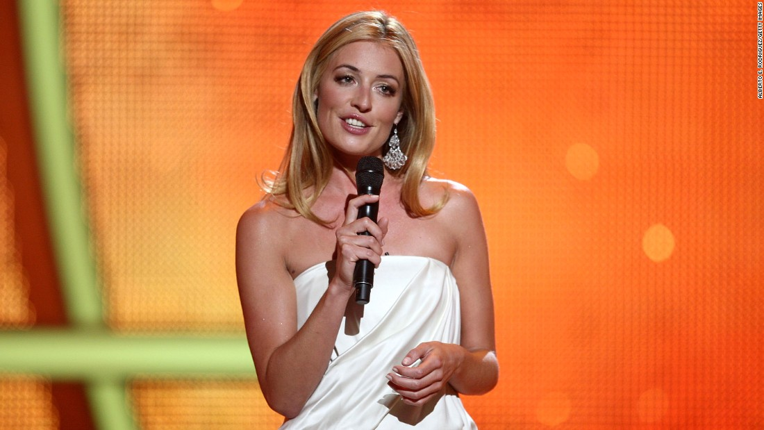 Performer Cat Deeley has her own dancers to worry about on Fox's