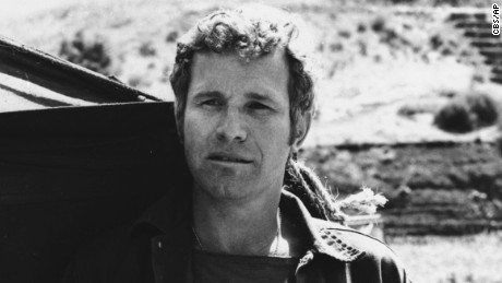 "Wayne Rogers as ""Trapper John"" McIntyre from ""M*A*S*H."""