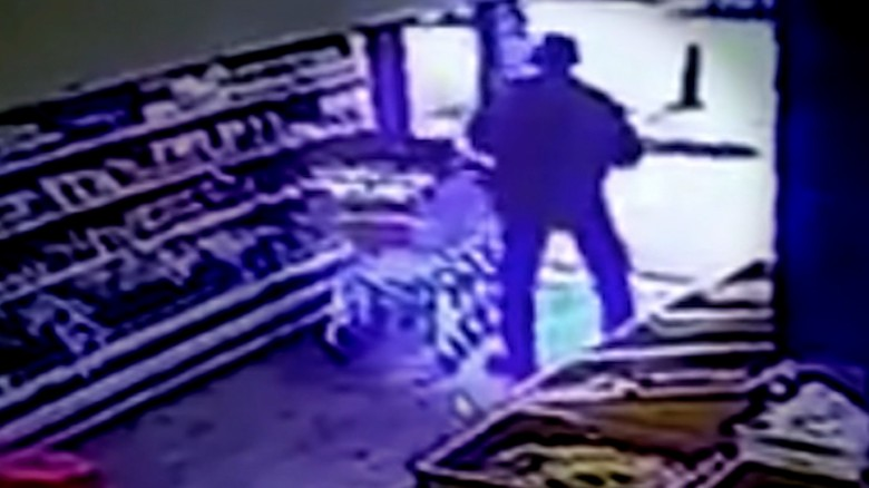 Video shows moment shooter opens fire