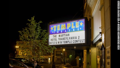 An essay contest will determine who the next owner of the 100-year-old Temple Theater located in Houlton, Maine will be.