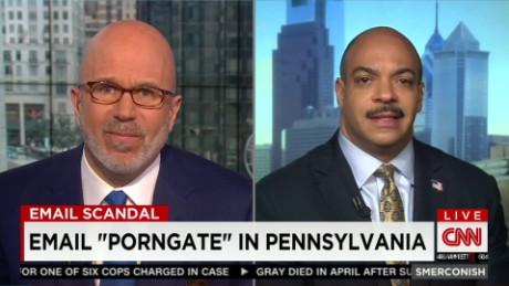 Philadelphia prosecutor on 'porngate' email scandal