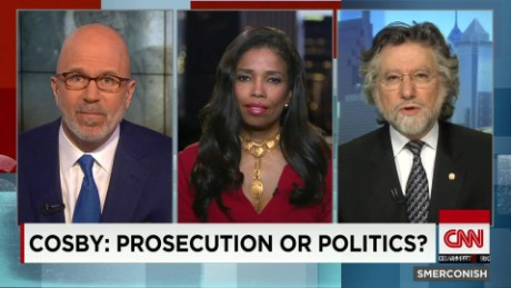 Cosby case analyzed by experts Ted Simon, Areva Martin