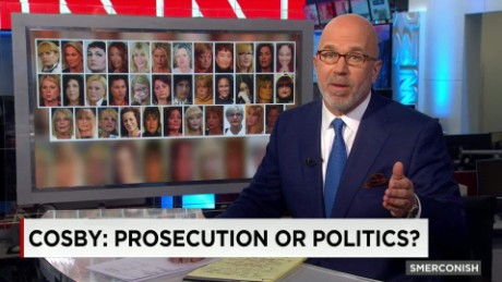 Smerconish examines new Cosby criminal charges