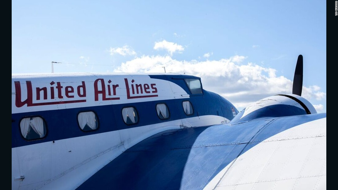Boeing is turning 100 in 2016. This United Air Lines Boeing 247D is among a collection of significant Boeing aircraft set to be displayed at the Museum of Flight's new Aviation Pavilion in Seattle. The pavilion is expected to open in June.