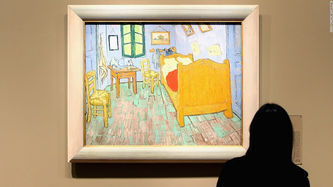 "Vincent Van Gogh's famous paintings of his bedroom in the ""yellow house"" in Arles, France, are at the center of an upcoming exhibit at the Art Institute of Chicago. The show includes more than 30 works focusing on the artist's depictions of home."
