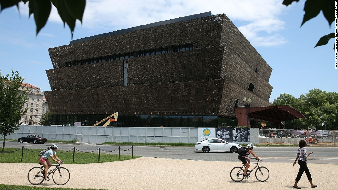 After more than four years of construction, the Smithsonian National Museum of African American History and Culture is scheduled to open this fall in Washington on a 5-acre tract near the Washington Monument.
