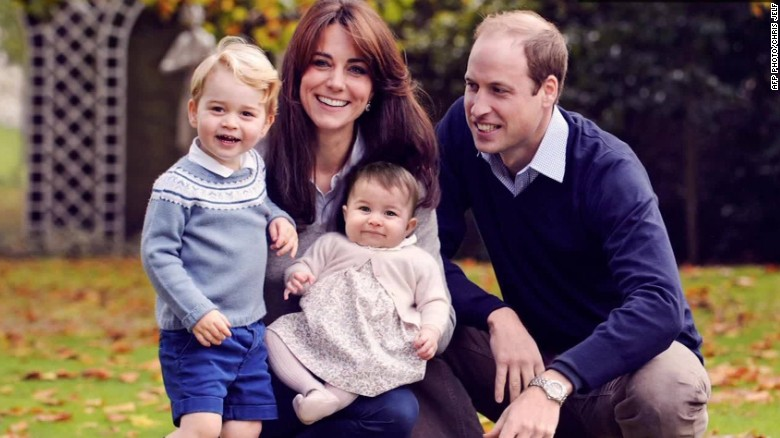 Image result for prince william family