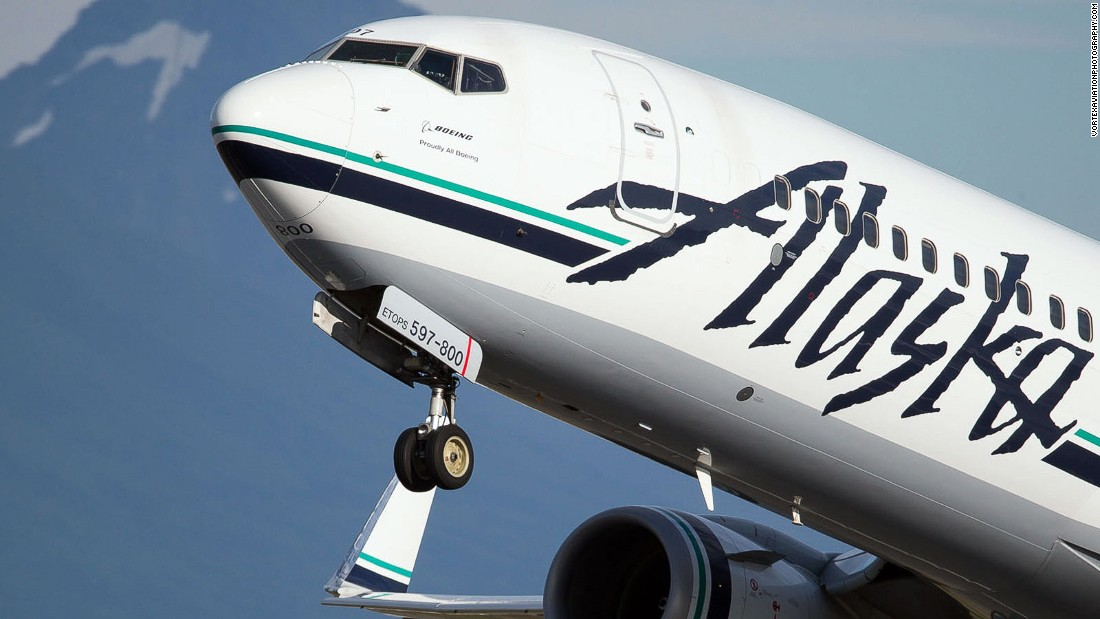 Seattle-based Alaska Airlines not only rates highly for safety, but is also one of the few airlines to have Wi-Fi across most of its fleet, according to AirlineRatings.com.