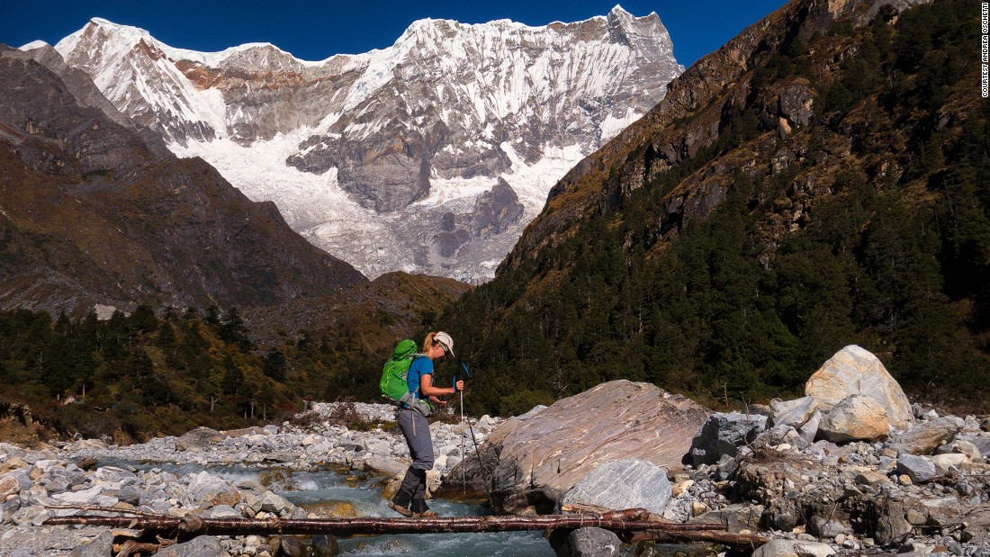 Trekking is the quintessential activity in Bhutan, offering visitors an intense experience of high-altitude nature at its most dramatic.
