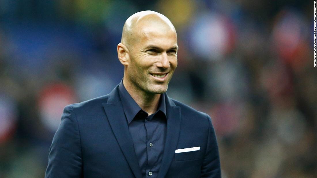 Zinedine Zidane - genialny trener i zawodnik