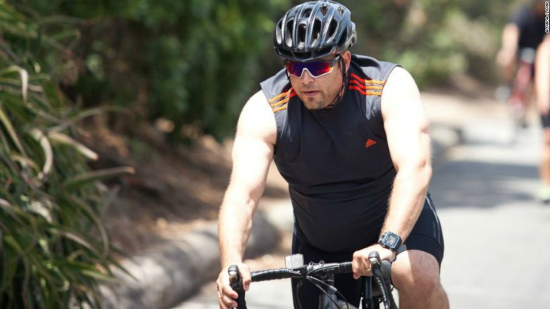 Many of you set sport-related goals -- including a 450 mile bike journey, 10k jogs, kayaking and soccer.
