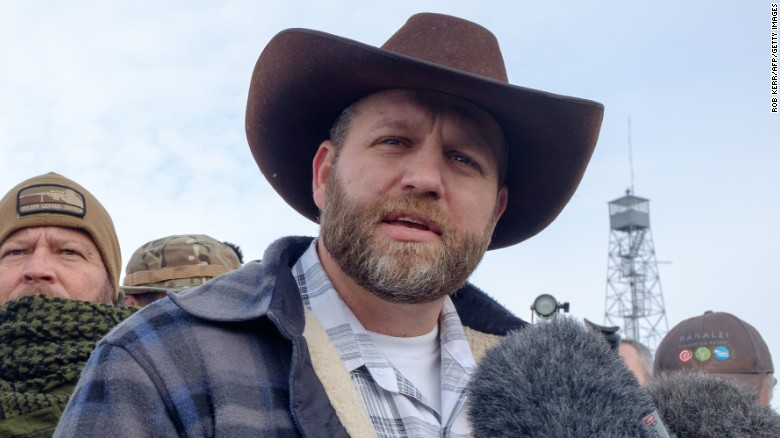 Leader of armed Oregon protesters took federal loans