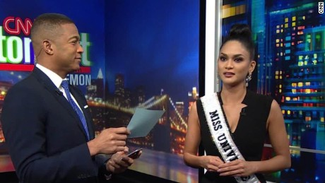 Rapid fire questions with Miss Universe Pia Alonzo Wurtzback Lemon Digital CTN _00004019