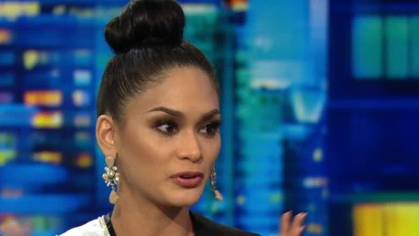 miss universe Wurtzbach Philippines Steve Harvey intv ctn lemon_00002213.jpg