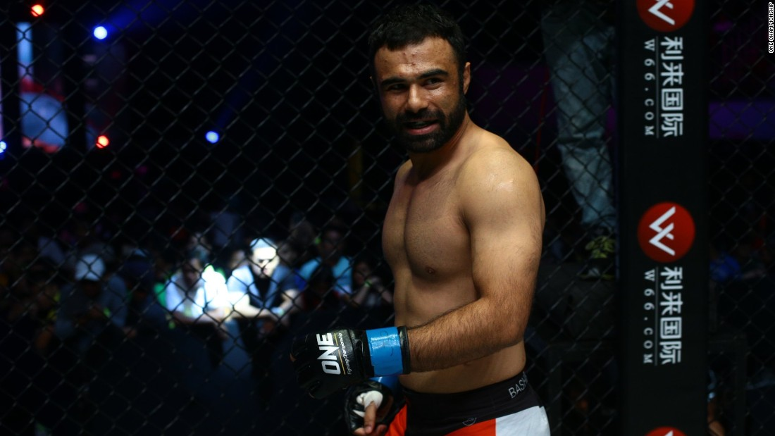 Ahmad didn't start in the world of MMA until he was 23, taking on the Japanese and Brazilian jiu-jitsu as well as a street fighting class. He made his professional debut at the age of 30.