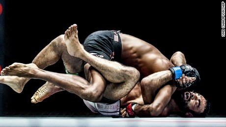 "Bashir Ahmad: Meet the ""God-father"" of Pakistan's MMA scene"