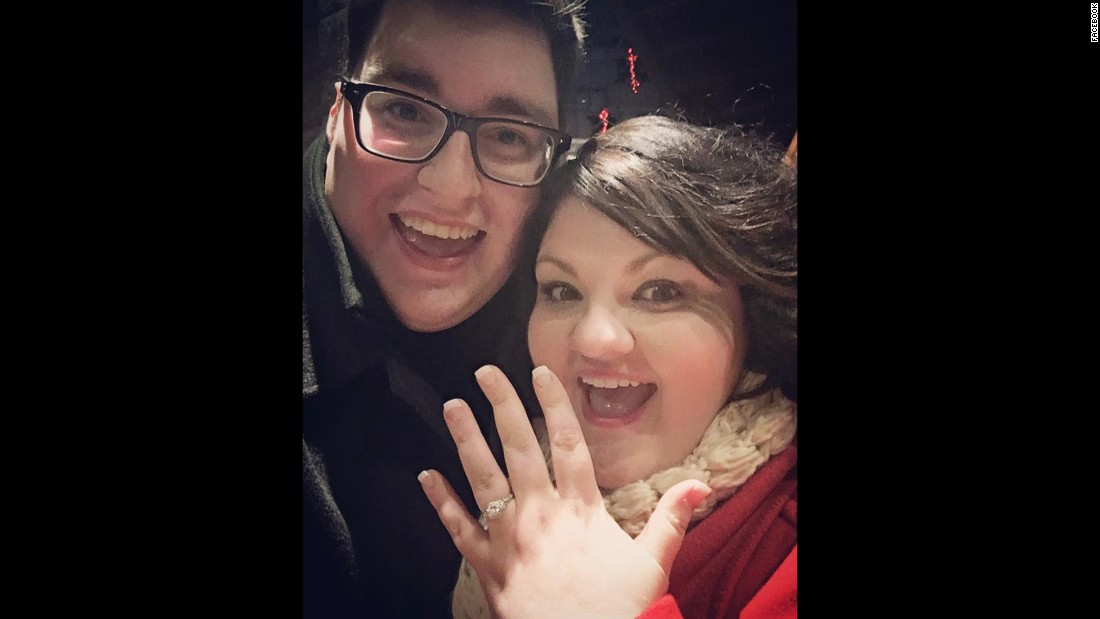 "Speaking of rings, Jordan Smith -- the newest winner of ""The Voice"" -- put one on his girlfriend, Kristen Denny. ""She said YES!"" <a href=""https://twitter.com/JordanSmithLive/status/683140820455788544"" target=""_blank"">Smith tweeted</a> on Friday, January 1."