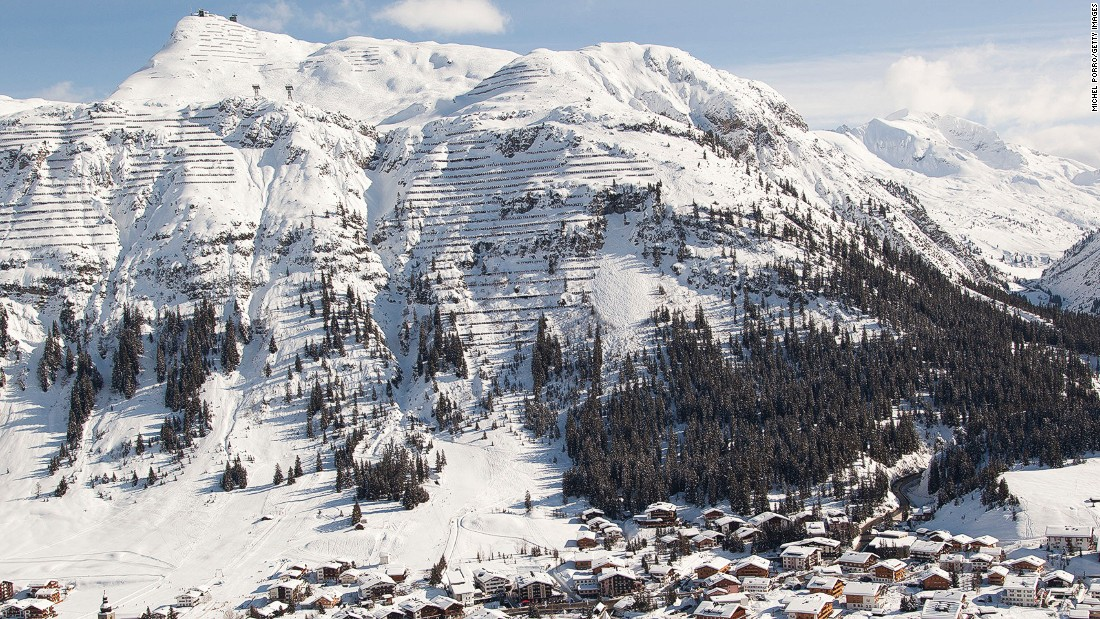 A former farming village done good, luxurious Lech caters for the more discerning end of the money spectrum, plus vacationing royals. The town sits in an open bowl among gentle peaks on the banks of the Lech river, part of the famous Arlberg region.