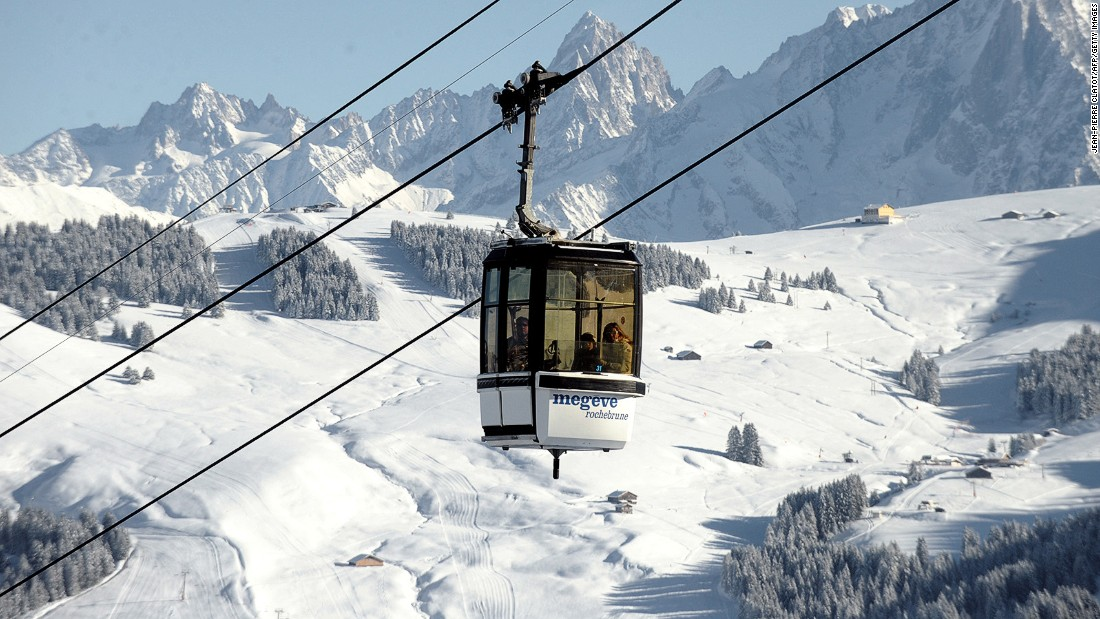 Megeve was one of the first purpose-built resorts in the Alps, developed by the wealthy Rothschild family in the 1920s, but unlike some of France's more recent purpose-built carbuncles the old farming roots have been retained.