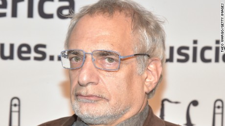 Donald Fagen is accused of misdemeanor assault.