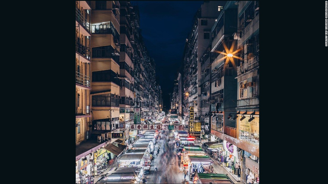 "Mong Kok in Hong Kong is changing, with the bright neon signs that once populated the area being replaced by more energy efficient LED alternatives, says Kay Kulkarni (<a href=""https://www.instagram.com/kulkimoose/?hl=en"" target=""_blank"">@kulkimoose</a>)."