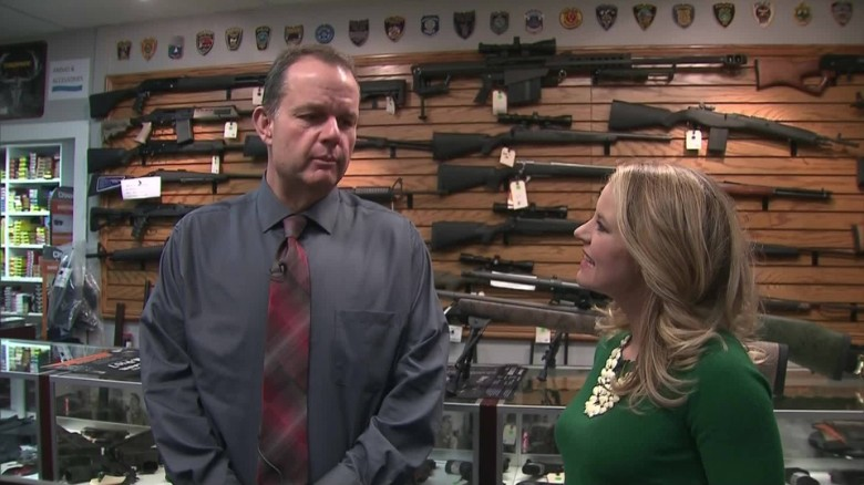Gun shop giving AR-15 to Donald Trump