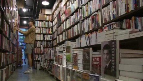 Human Rights Watch on China's suspected involvement in missing booksellers