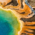 yellowstone grand prismatic spring - first national parks RESTRICTED