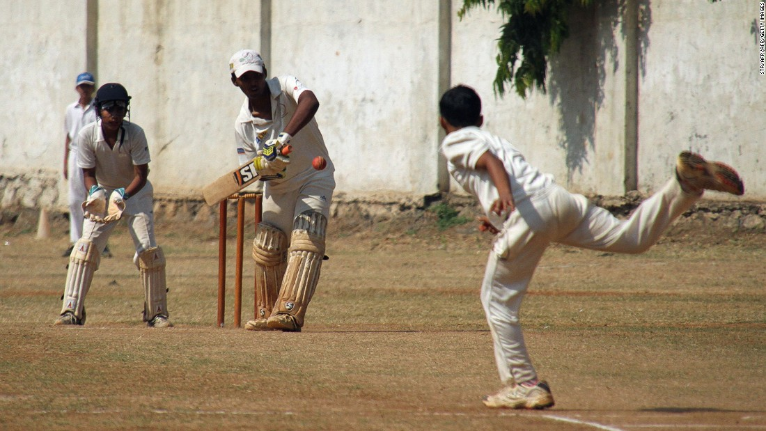 "The 15-year-old was playing for his side KC Gandhi School who eventually declared on 1,465 for three. ""He has got cramps. I don't know what to say but I feel proud that my son has achieved this,"" his father Prashant, a Mumbai rickshaw driver,  told DNA India."